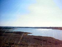 de barrage en village